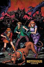 Scooby Apocalypse #32 Variant Dc Comics 1st Print 12/12