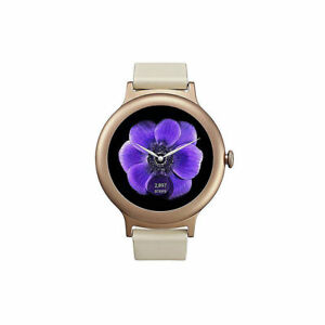 LG Electronics LGW270.AUSAPG LG Watch Style Smartwatch with Android Wear 2.0