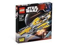 LEGO Star Wars ANAKIN'S  JEDI  STARFIGHTER   (7669)  Brand New In Box