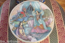 "Haviland Limoges 3rd plate - 1001 Arabian Nights Series- ""Scheherazade""[2r]"