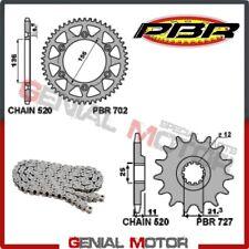 EK2902G Chain and Sprockets Kit 13 / 47 / 520 PBR HUSQVARNA TE / TXC 2008 > 2010