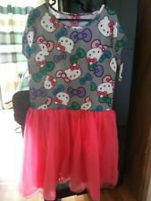 CLOSEOUT SALE! Imported From USA! Hello Kitty Plus Size XXL Dress