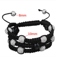 Unisex Bling Bracelet - SHAMBALLA 3 RANG