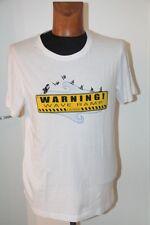 ORIGINAL  Tee Shirt GANESH GT130 blanc Imprimé Taille M neuf