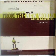 Otto Schmidt - Dvorak's New World Symphony LP VG SBLP 30 Vinyl 1961 Record