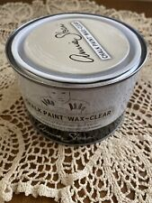 Annie Sloan Chalk Paint Wax Clear 16.9 Fluid Oz
