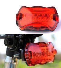 Luce Bici Posteriore TeKone To-BL128 Fanale 5 Led Sicurezza Bicicletta hsb
