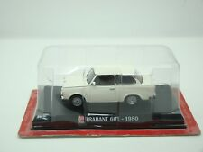 TRABANT 601 DE 1980 - 1/43 - AUTO PLUS - N° G1193027 - HACHETTE COLLECTION -