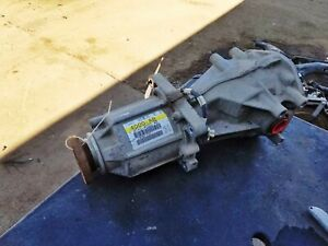 2007-2010 Ford Fusion Rear Axle Differential Carrier