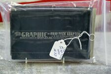 Vintage Crown Speed Graphic 4x5 Graphic Film Pack Adapter No.1234