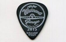 Warrant 2015 Tour Guitar Pick! Erik Turner custom concert stage Pick #3