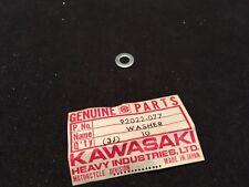 NOS 1972-1975 Kawasaki H1 Mach III Oil Pump Banjo Washer 92022-077