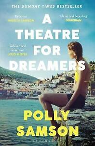 POLLY SAMSON  -   A THEATRE FOR DREAMERS   - UK  PAPERBACK -  UNREAD