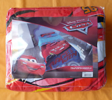 Trapunta Piumone Cars Disney Originale Rosso invernale 1 Piazza/singolo