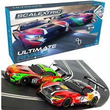 Scalextric Set C1356 Arc uno Ultimate rivales Set-Mercedes AMG GT3/BMW Z4 GT3