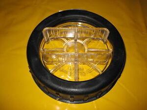 Pumpen - Deckel  Bettar  8 /12+14  v.  Sandfilter-Pumpe