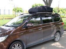 Neuf! voiture toit souple cargo sac plis résistant à l'eau 458 litre 135x79x43cm