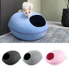 Cat Pet Cave Cat Cave Bed Cat Bed for Cats Kittens Pets X0K4