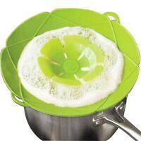 Couvercle en Silicone anti-déversement pour casserole accessoires de cuisine