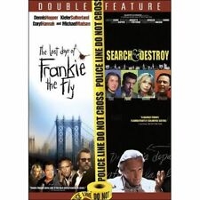 The Last Days of Frankie the Fly/Search  Destroy (DVD, 2010, 2-Disc Set)