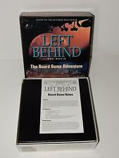 Left Behind The Movie Board Game Adventure Christian Series  COMPLETE