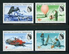BRITISH ANTARCTIC TERRITORY MNH Selections: Scott #20-23 Scientific Work CV$6+