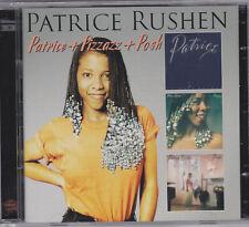 Patrice Rushen  Patrice + Pizzazz + Posh  2 × CD + Bonus Top !!!!