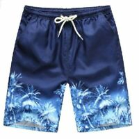 Short pants shorts Men's trunks swimsuit hot summer beach new surf board swiming