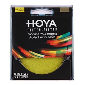 Hoya HMC Yellow Y2 Filter:  67mm