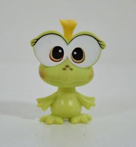 "2"" Yasmin Style Sleepover Bedtime Pet Frog w/ Crown Action Figure MGA Bratz Petz"