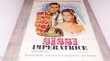 romy schneider SISSI imperatrice ! affiche cinema