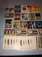 Roy Halladay Base, Insert, Parallel Lot of 59 Blue Jays 21 Different Cards