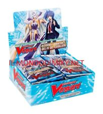 Cardfight!! Vanguard Set 10: Ritorno trionfante del Re dei Cavalieri   box ital