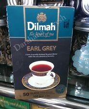 Dilmah Tea Ceylon Tea Earl Grey Tea Premium Qulity BOPF 50 Bags *1kg