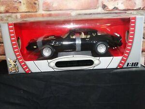 Road Signature 1979 Pontiac Firebird Trans AM Black 1:18 Scale Diecast Model Car
