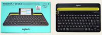 LOGITECH K480 TASTIERA BLUETOOTH MULTI-DEVICE COMPUTER TABLET SMARTPHONE ANDROID