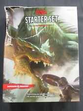 OEJ ~ D&D Dungeons and Dragons ~ 5th Edition 5E ~ Starter Set Box