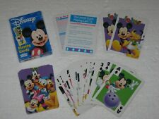 Bicycle Playing Cards Disney Mickey Mouse