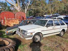 Subaru brumby touring wagon wrecking fresh stock Harcourt auto Wreckers