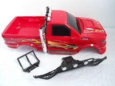 NEW BRIGHT MEGA MONSTER PICKUP TRUCK 1/6 HARD BODY  CRAWLER AXIAL RC 4WD TAMIYA