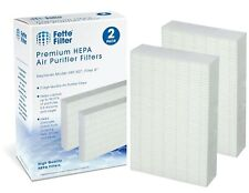 Fette Filter Air Purifier Filters. Compatible with Hrf-R2, Hrf-R3, Filter R (.