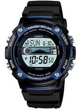Casio WS210H-1AV Men's Solar Moon Tide Graph Alarm Chronograph Digital Watch