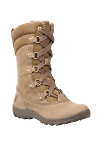 Timberland Mount Hope Mid Women's Leather Waterproof Boots 16A Taupe UK Size 5