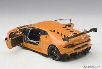 AUTOart 81527 81528 or 81558 LAMBORGHINI HURACAN GT3 plain body models 2015 1:18