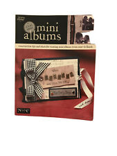 It's All About Mini Albums  (Leisure Arts) - Pre-owned