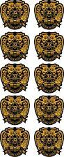 "ProSticker 030 (10pk) 2"" Masonic Freemason Scottish Rite Decal Sticker Lodge"
