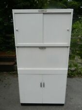 VINTAGE/RETRO WHITE EASTHAM KITCHENETTE - GOOD CONDITION