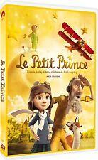 LE PETIT PRINCE (2015 Vincent Cassel) Animation  - DVD - PAL  Region 2 - New