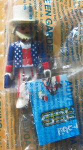 Playmobil 5203 Figures Serie 1 Uncle Sam USA Sammeln Amerika Traum Stars Stripes
