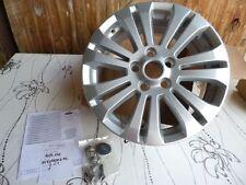 Ford Mondeo MK3 3 Alloy Wheel 6,5JX16'' ET50 Alufelge 7x2 Speichen-Design Silber